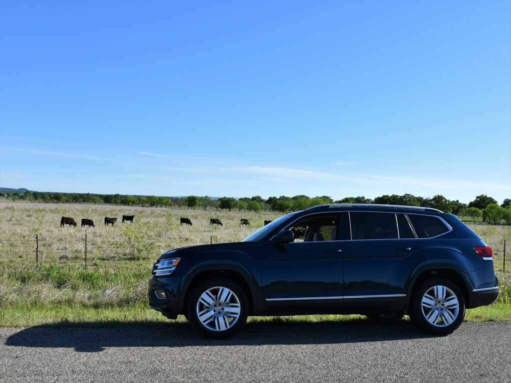 The 2018 Volkswagen Atlas Has Enough Elbow Room for the Whole Family