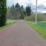 The Old Red Brick Road in Redmond