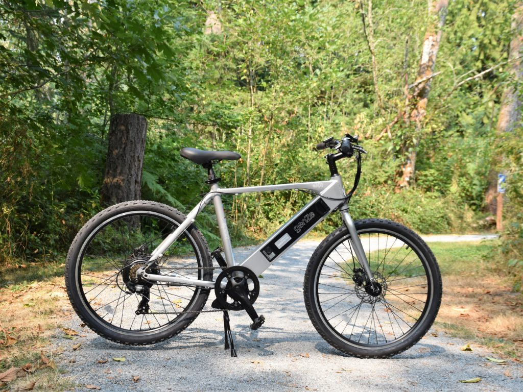GenZe Electric Bikes Give Your Commute a Boost
