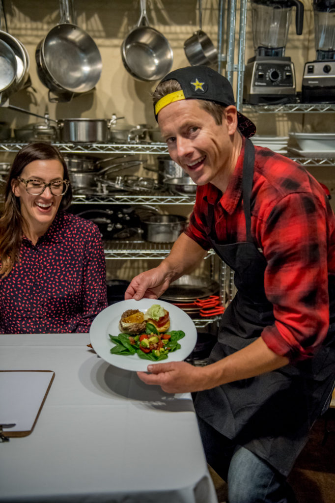 The Great Volkswagen GRC Cook-Off with Scott Speed and Tanner Foust