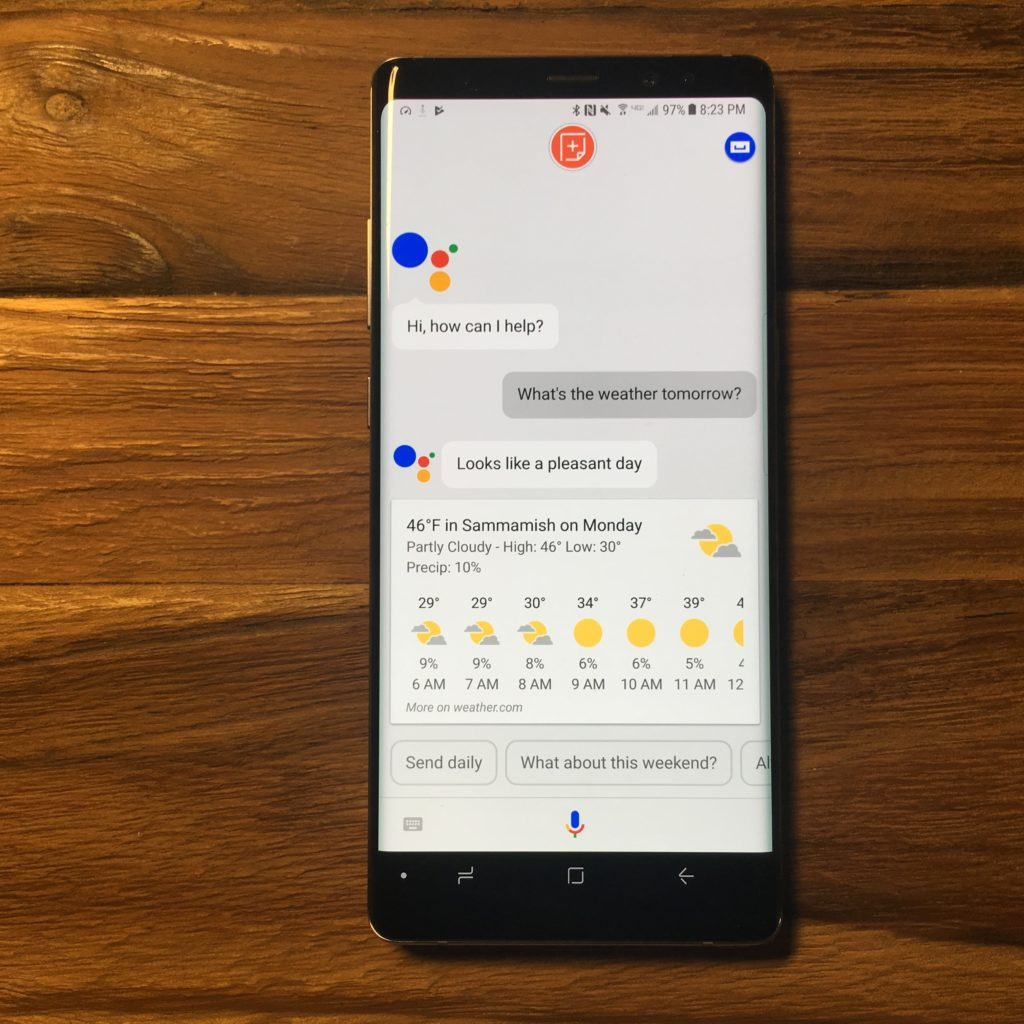 Samsung Galaxy Note 8 is a Powerful Phone with a Giant Display